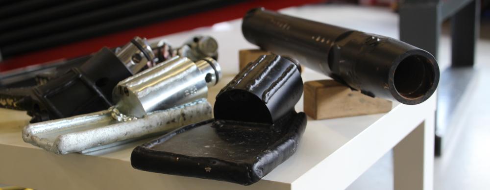 http://de.bohrshop.de/bilder/Hochwertige Bohrwerkzeuge für Spülbohranlagen, Erdraketen und Rohrsanierung.