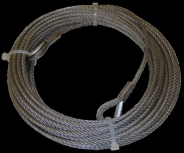 Erdraketen > Nachziehzubehör > Seil 25m (135)