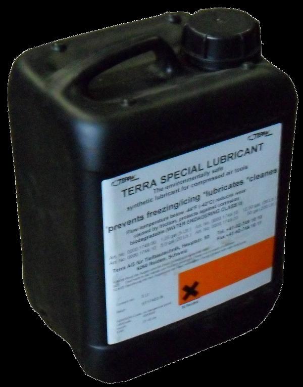 Erdraketen > Öler > TERRA Öl 90x05