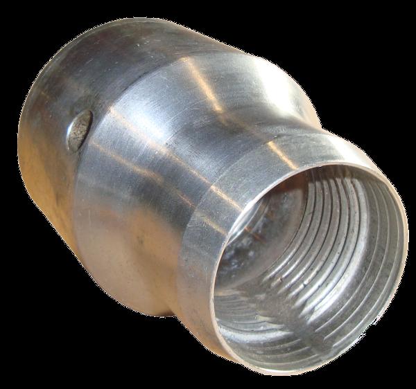Erdraketen > Endadapter > PE-Rohradapter 50 (080)