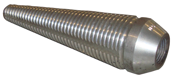 Erdraketen > Nachziehzubehör > Schneidnippel 32/JIC