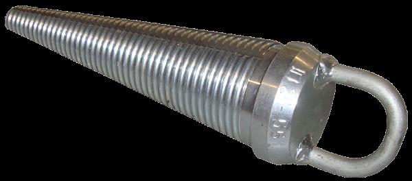 Erdraketen > Nachziehzubehör > PE-Schneidnippel 63-32