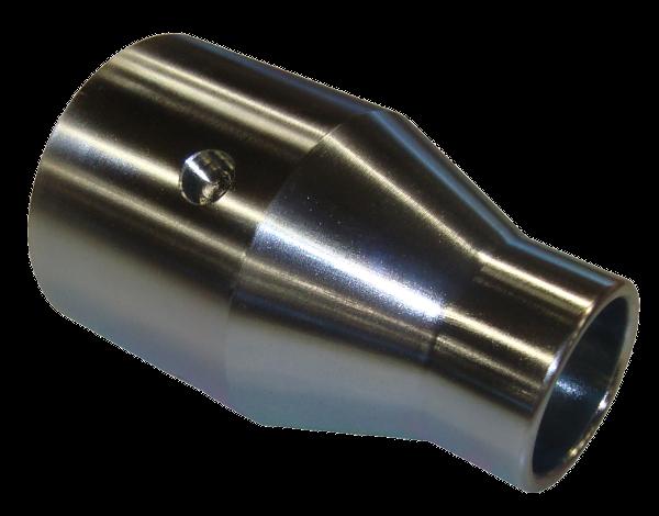 Erdraketen > Endadapter > Stufen-Endkonus E-100-88 (155)