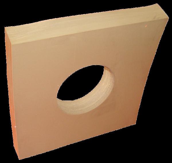 HDD Horizontal Spülbohranlagen > Abstreifer > Abstreifer ø40