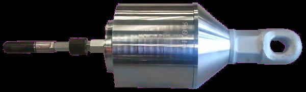 HDD Horizontal Spülbohranlagen > Spreizdorne, Ziehköpfe (hohe Zugkraft) > Ortbarer Spreizdorn 110-250