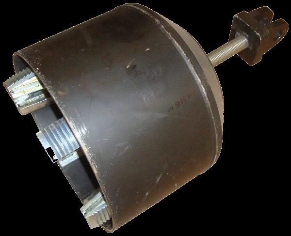 HDD Horizontal Spülbohranlagen > Spreizdorne, Ziehköpfe (hohe Zugkraft) > Spreizdorn 560
