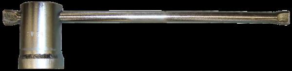 HDD Horizontal Spülbohranlagen > Räumer UNIVERSAL ohne Wirbel, 420-1000 mm > Steckschlüssel 55/80
