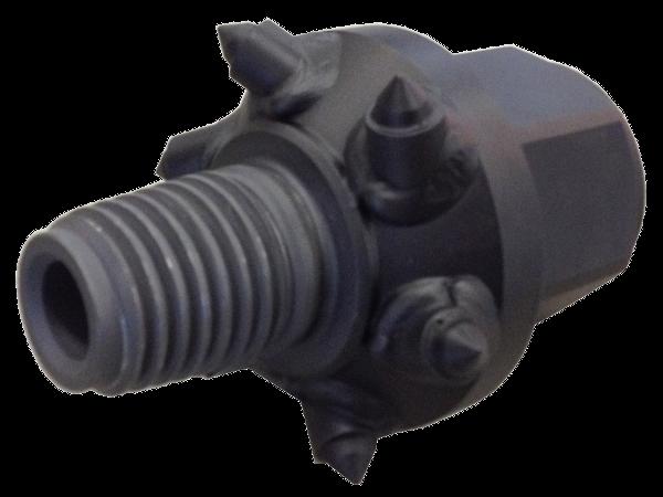 HDD Horizontal Spülbohranlagen > Schnellkupplungen  > Anschluss API-55 pin x API-55 box/hex-85 (HM)