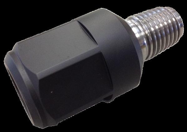 HDD Horizontal Spülbohranlagen > Schnellkupplungen  > Crossover API-55 pin x API-55 box, hex-85