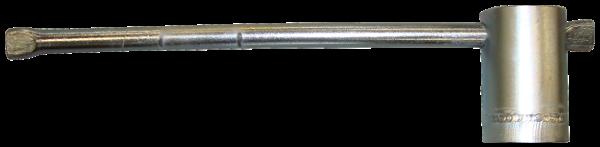 HDD Horizontal Spülbohranlagen > Räumer UNIVERSAL ohne Wirbel, 215-360 mm > Steckschlüssel 46