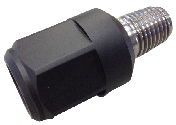HDD Horizontal Spülbohranlagen > Schnellkupplungen  > Crossover API-44 pin x API-44 box, hex-60