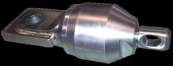 HDD Horizontal Spülbohranlagen > Wirbel > Wirbel mit Anschlag 15 to