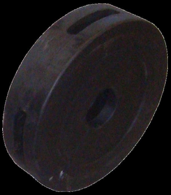 HDD Horizontal Spülbohranlagen > Abstreifer > Abstreifer, geteilt, ø45