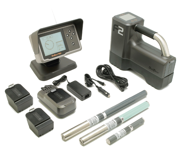 HDD Horizontal Spülbohranlagen > Ortungssysteme > Ortungssystem Digitrak F2 mit Monitor FSD