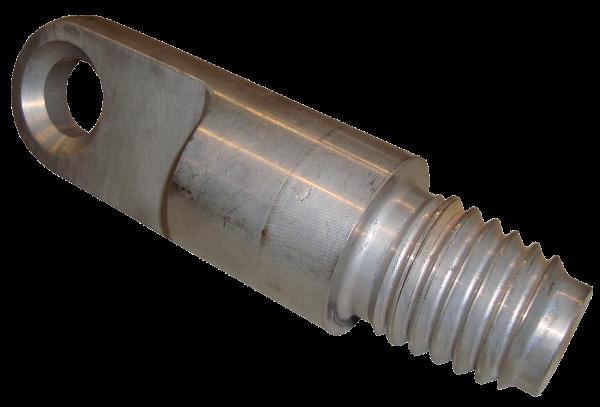 HDD Horizontal Spülbohranlagen > Zugösen > Zugöse F120 (pin)