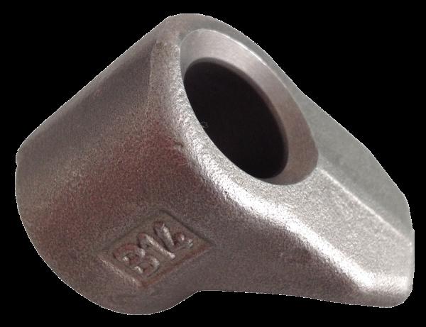 HDD Horizontal Spülbohranlagen > HM-Zähne (Hartmetall) für Räumer  > Meisselhalter B14
