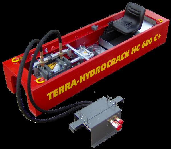 Seilberster > Gestängeberster > TERRA-HYDROCRACK HC 600 C+