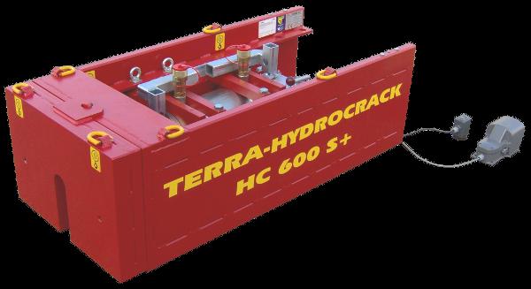 Seilberster > Gestängeberster > TERRA-HYDROCRACK HC 600 S+