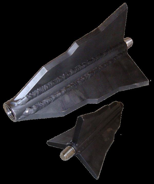 Seilberster > Splittgestänge und Zentrieradapter > Splittgestänge 6