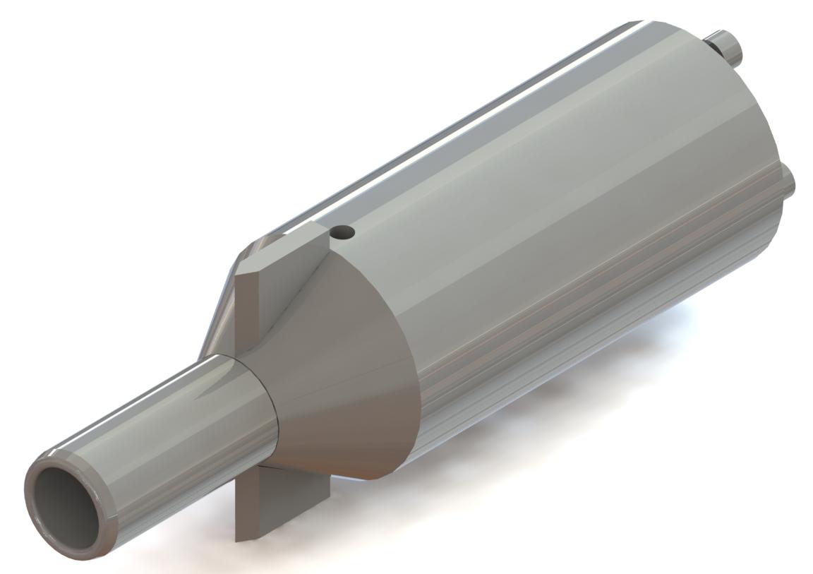 Seilberster > PE-Auflaufmesser > Auflaufkonus 63 (X400)