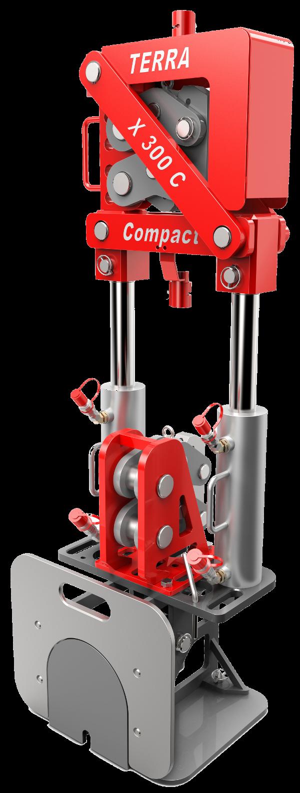 Seilberster > Seilberster > TERRA-EXTRACTOR X 300 C (25.4mm)
