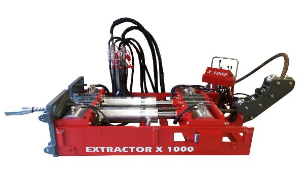 Seilberster > Gestängeberster > TERRA-EXTRACTOR X 1000 (75/51mm)