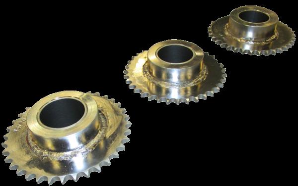 Seilberster > Rollenmesser > PE-Umbausatz DN 300-600 (X 1000)