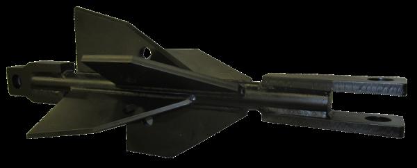 Seilberster > Splittgestänge und Zentrieradapter >