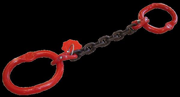Rammen > Kette mit 2 Ringösen > Zugkette mit 2 Ösen (TR220)
